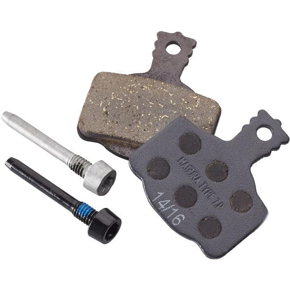 Magura 7.P Performance Bremsbeläge für 2 Kolben MT-Scheibenbremse schwarz