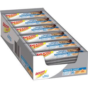 Dextro Energy Protein Crisp Box 24x50g Caramel-Cookies