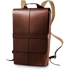 Brooks Piccadilly Leder Knapsack 10,5l brown