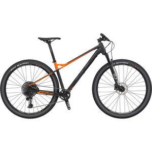 """GT Bicycles Zaskar Carbon Expert 29"""" satin raw/gloss orange satin raw/gloss orange"""