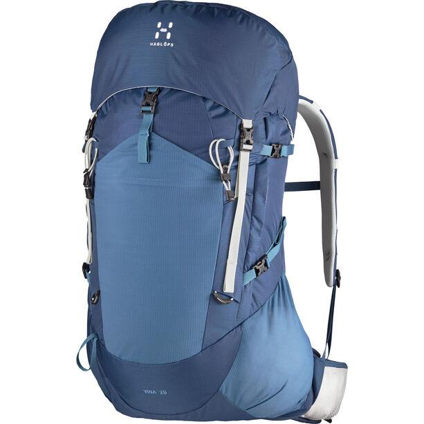 Haglöfs Vina 20 Backpack blue ink/steel sky