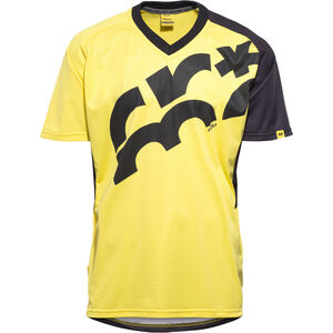 Mavic CrossMax Kurzarm Trikot Herren yellow mavic/black yellow mavic/black