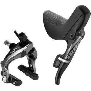 SRAM Force22 hydraulische Felgenbremse mit Double Tap Schalt-/Bremsgriff vorne/links bei fahrrad.de Online