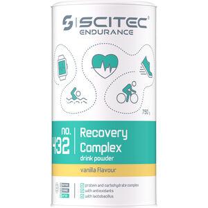 SCITEC Recovery Complex Getränkepulver 750g Vanille