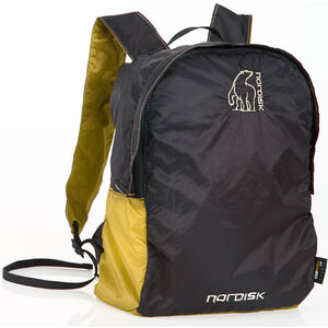 Nordisk Nibe Daypack 12l yellow/black yellow/black