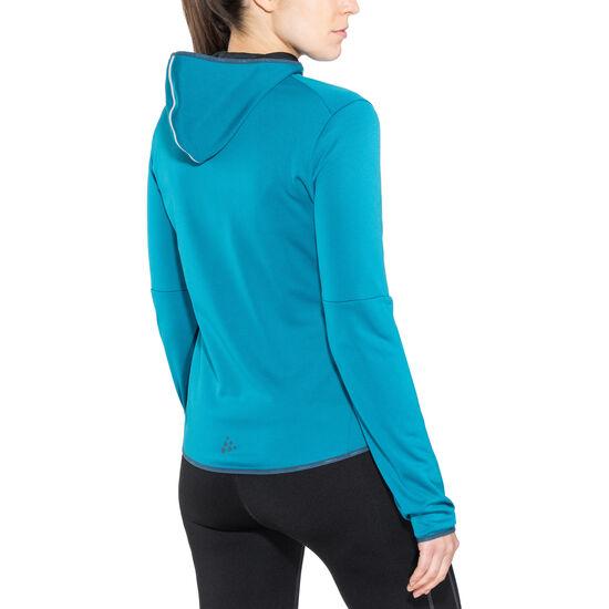 Craft Eaze Jersey Hood Jacket Women zen bei fahrrad.de Online