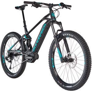 Mondraker Chaser+ Black/Light Blue bei fahrrad.de Online