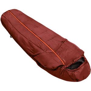 VAUDE Gamplüt 800 Syn Sleeping Bag cherrywood cherrywood