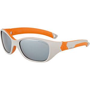 Julbo Solan Spectron 4 Sonnenbrille 4-6Y Kinder gray/orange-gray flash silver gray/orange-gray flash silver