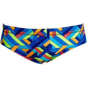 Funky Trunks Classic Brief Herren boarded up