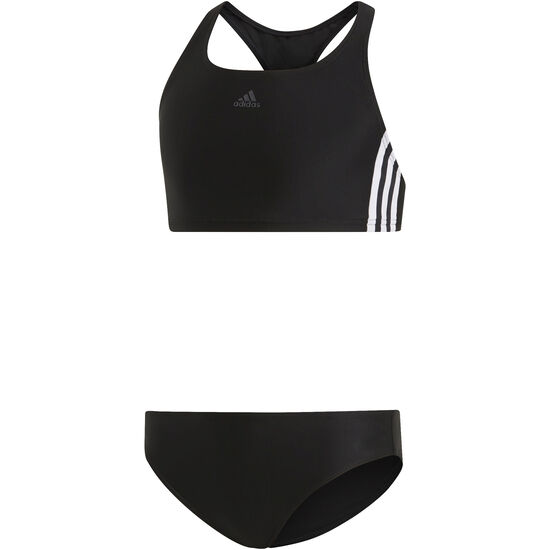 adidas Fit 3-Stripes 2 Piece Bikini Girls bei fahrrad.de Online