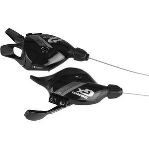 SRAM GX Trigger Set 11-fach schwarz schwarz