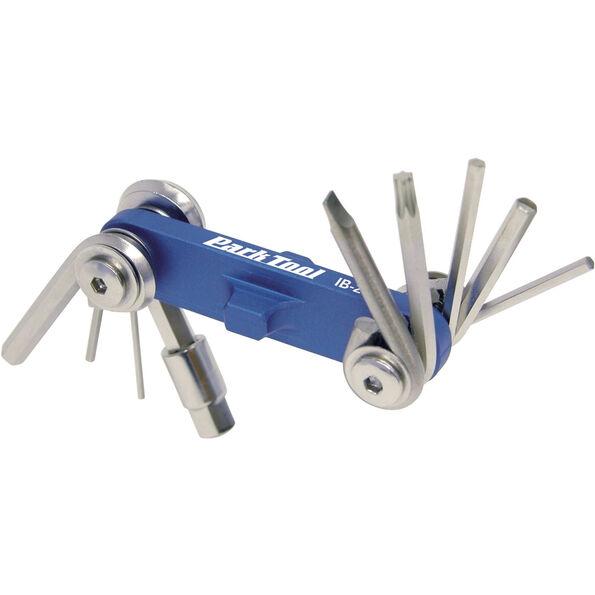 Park Tool IB-2 I-Beam Mini-Faltwerkzeug blau/silber