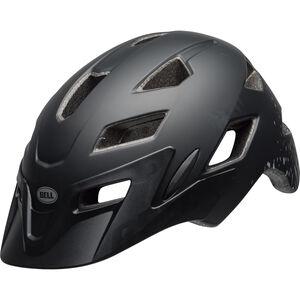 Bell Sidetrack Helmet Youth matte black/silver bei fahrrad.de Online