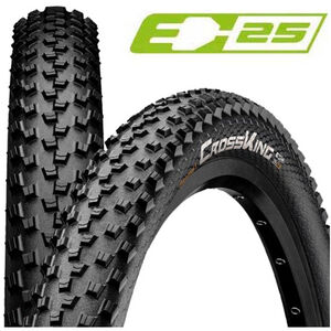"Continental Cross King Performance Clincher-Reifen 27,5x2,3"" E-25 black black"