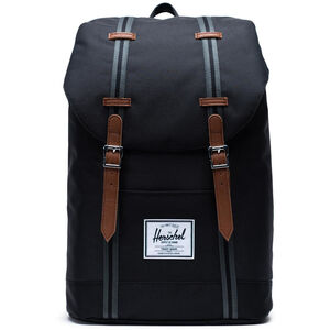 Herschel Retreat Backpack 19,5l black/black/tan black/black/tan