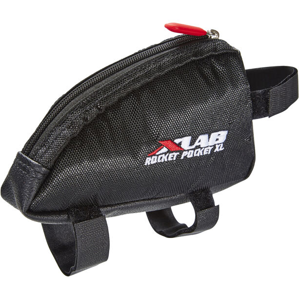 XLAB Rocket Pocket Frame Bag XL schwarz
