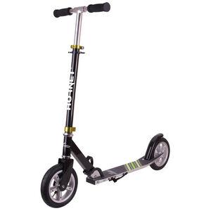 HUDORA Hornet City Scooter schwarz/grün bei fahrrad.de Online