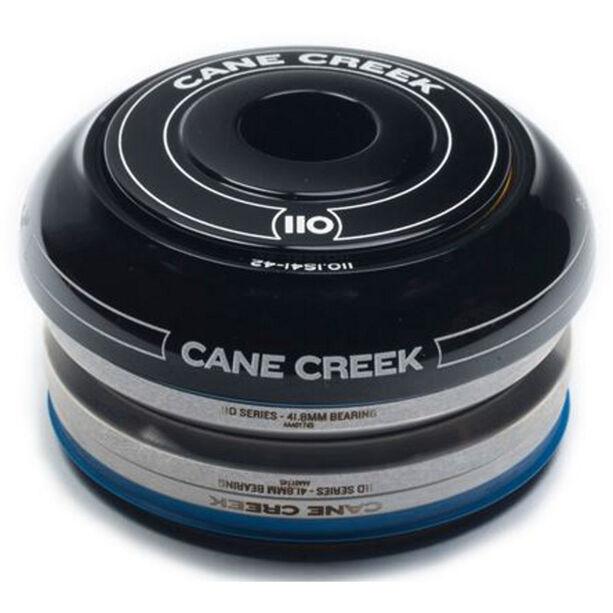 """Cane Creek 110 Steuersatz 1 1/8"""" Short IS42/28.6/H9 I IS42/30 schwarz"""