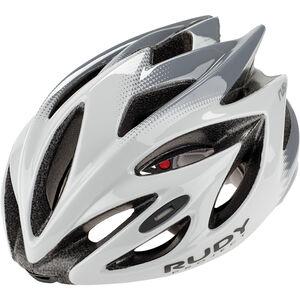 Rudy Project Rush Helmet grey/titanium shiny grey/titanium shiny