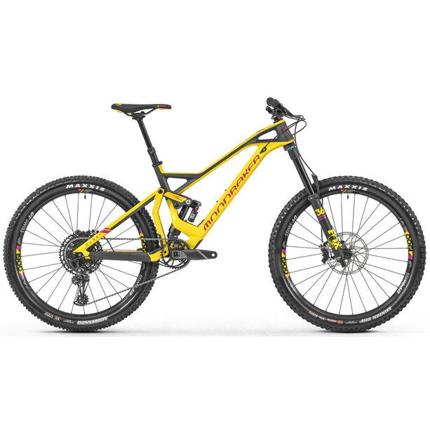 Mondraker Dune Carbon R yellow/fuchsia/carbon yellow/fuchsia/carbon