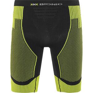 X-Bionic Effektor Running Power Pants short Herren black/yellow black/yellow