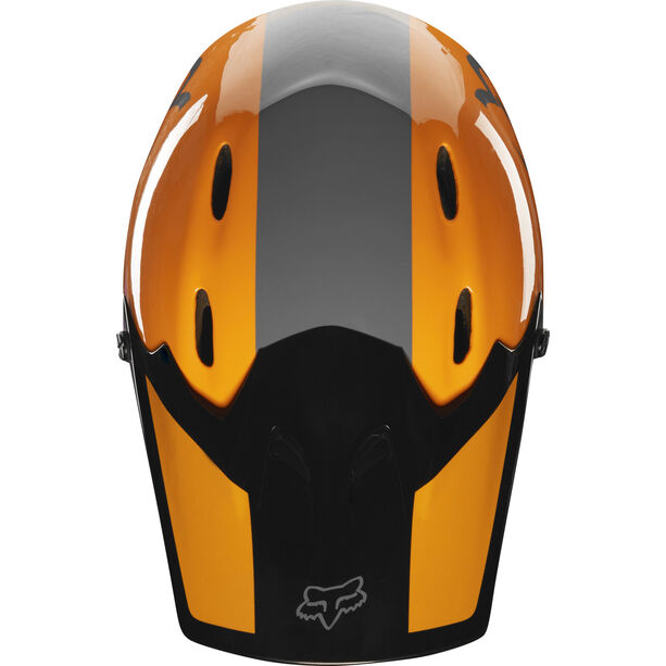 Fox Rampage Full Face Helmet Herren atomic orange