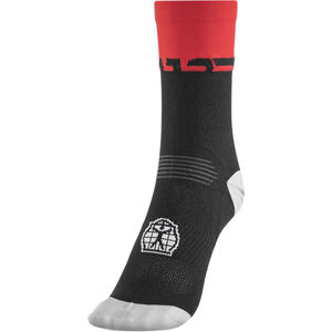 Bioracer Summer Socks black-red bei fahrrad.de Online