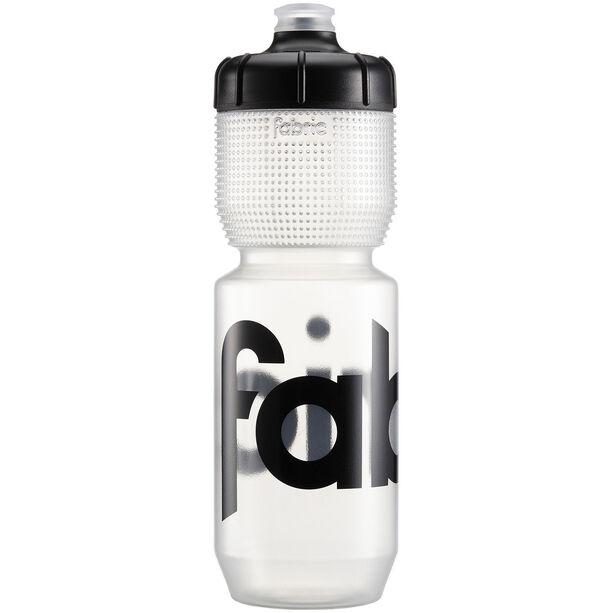 Fabric Gripper Bottle 750ml clear/black