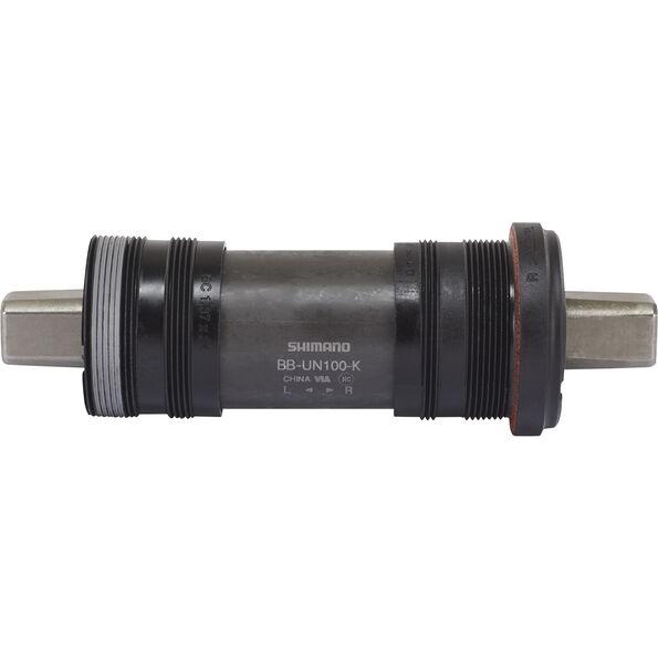 Shimano BB-UN100 Innenlager Vierkant BSA LL123 68 mm für Kettenkasten