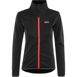 GORE WEAR C3 Gore Windstopper Jacket Damen black black