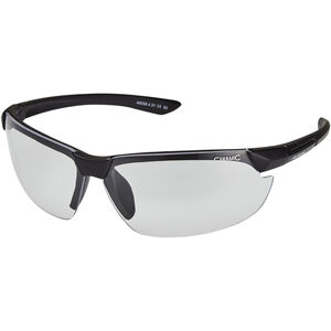 Alpina Draff Brille black matt/clear black matt/clear