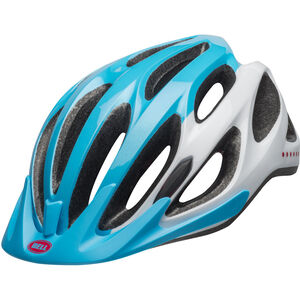 Bell Coast MIPS Helmet Damen bright blue/raspberry/white uni bright blue/raspberry/white uni