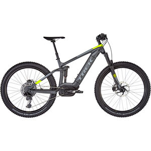 Trek Powerfly FS 9 Plus matte solid charcoal bei fahrrad.de Online