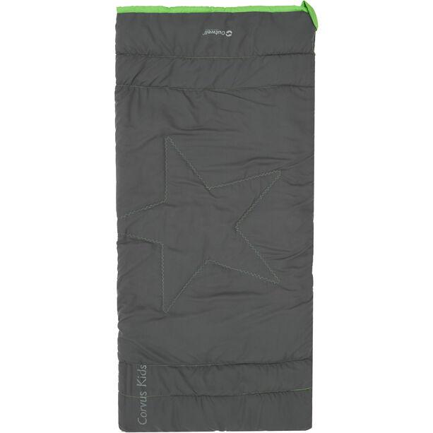Outwell Champ Sleeping Bag Kinder rock grey