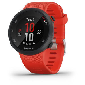 Garmin Forerunner 45 GPS Smartuhr black/lava red black/lava red