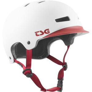 TSG Recon Graphic Design Helmet cap white cap white
