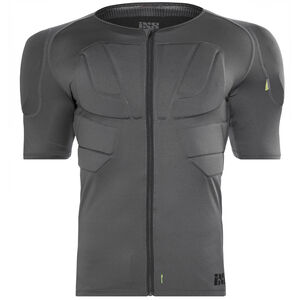 IXS Carve Jersey Upper Body Protective Men grey