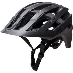 Kali Interceptor Helm matt schwarz/grau matt  schwarz/grau