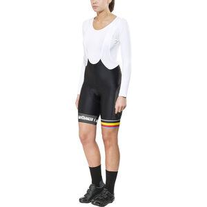 Bioracer Van Vlaanderen Pro Race Bib Short Women black bei fahrrad.de Online