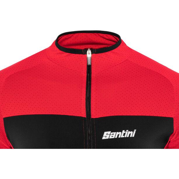Santini Ali Jersey Herren red