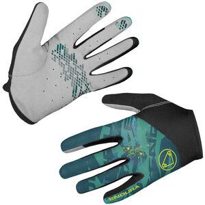 Endura Hummvee Lite II Handschuhe Damen kingfisher kingfisher