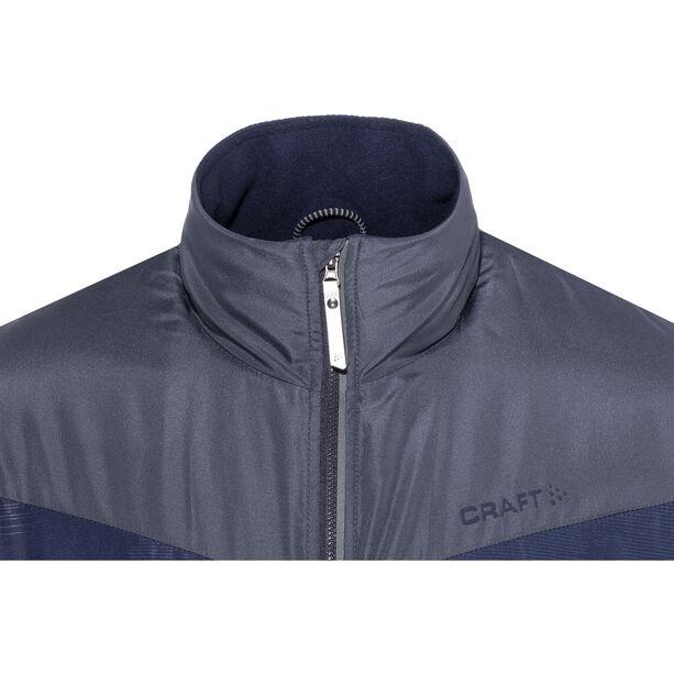 Craft Eaze Winter Jacket Herren maritime/gravel