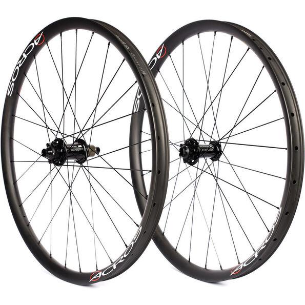 """ACROS Enduro Race Carbon Laufradsatz 29"""" TA15 X12 schwarz"""