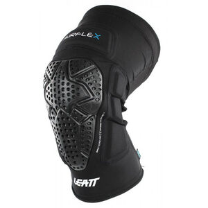Leatt 3DF AirFlex Pro Knee Guards black black
