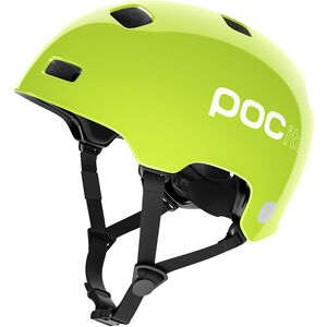 POC POCito Crane Helmet Kinder fluorescent yellow/green fluorescent yellow/green
