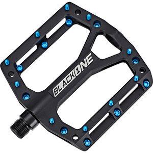 Reverse Black One Pedals schwarz/hellblau schwarz/hellblau