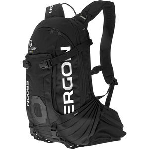 Ergon BA2 E Protect Backpack 10l schwarz schwarz