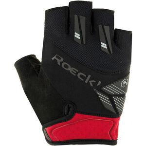 Roeckl Index Handschuhe schwarz/rot schwarz/rot