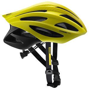 Mavic Cosmic Pro Helmet Herren sulphur springring/black sulphur springring/black
